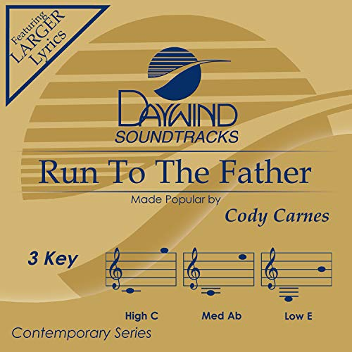 Run To The Father Album Cover