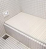 リフレ 風呂ふた L12 ホワイト 幅75cm*長さ120cm(1巻入)
