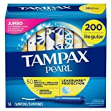For Light Days: Tampax Pearl