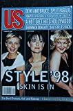 US 248 - 1998 09 - Cameron Diaz Demi Moore Drew Barrymore Cover - Shannen Doherty - Madonna - Julia Roberts - 118 pages