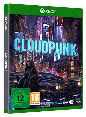 Cloudpunk (Xbox One)