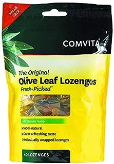 Comvita Olive Leaf Lozenges 40pk