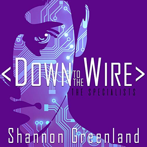 Down to the Wire: A Teen Spy Thriller audiobook cover art