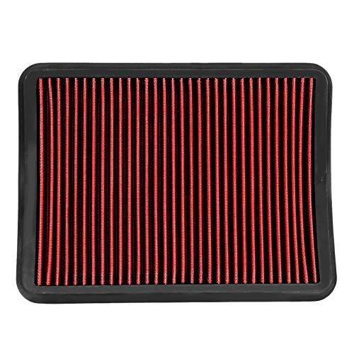 Air Filter Panel, 2144 Air Filter Panel, Reusable 2144 Air Filter, for Filters Filters Use Panel Replacement Accessory High Airflow