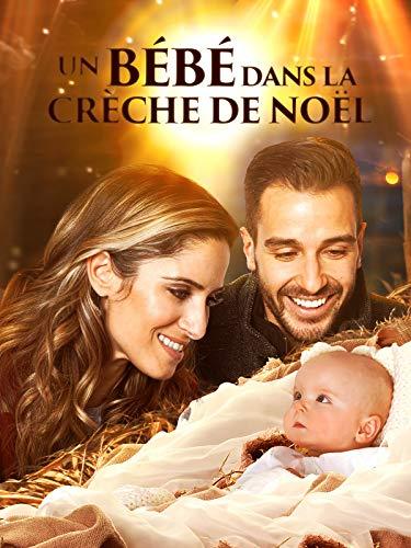 Un Bébé dans la Crèche de Noël