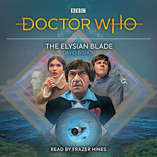 Doctor Who: The Elysian Blade audiobook cover art
