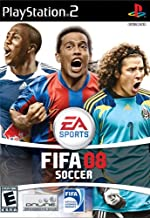 FIFA 08 - PlayStation 2 [video game]