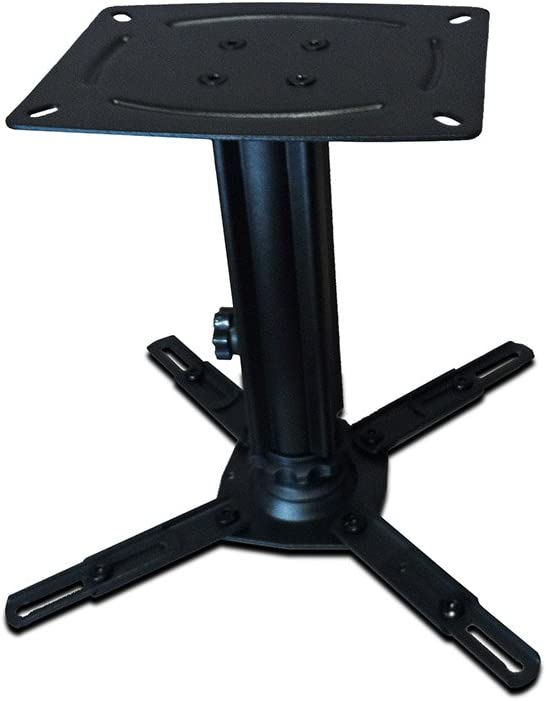 STR-MOUNTMB Silver Ticket Products LCD/DLP Low Profile Universal Projector Mount (7.5