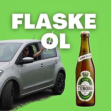 Flaske Øl