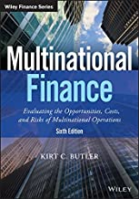 Multinational Finance: Evaluating the Opportunities, Costs, and Risks of Multinational Operations (Wiley Finance) (English Edition)