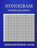 Nonogram puzzles for adults, Griddlers- Picross- Hanji: 20 Nonograms with solution | Size 8,5x11
