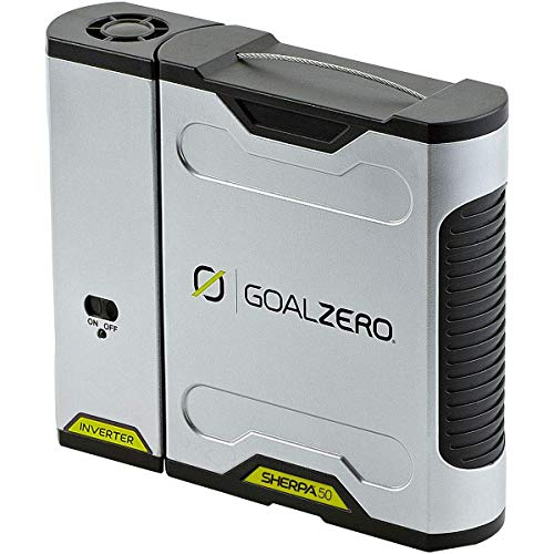 Goal Zero Sherpa 50+ Inverter Without Solar...