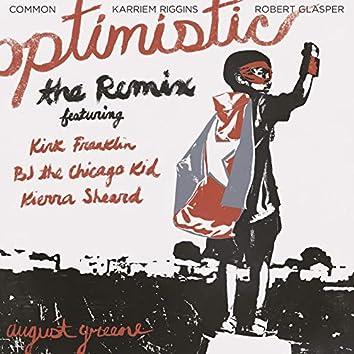 Optimistic (The Remix)