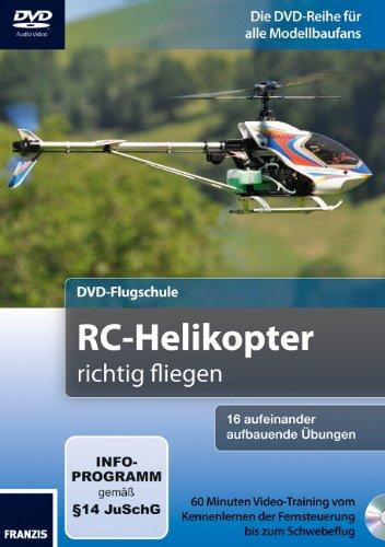 RC-Helikopter richtig fliegen, DVD