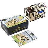 KEYESTUDIO Smart Home Starter Kit for Arduino, IOT Electronics Coding DIY Internet of