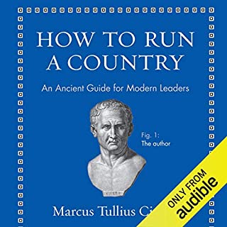 How to Run a Country audiobook cover art