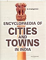Encyclopaedia of Cities and Towns in India (Punjab) 3Rd Volume