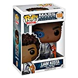 Funko POP Games: Mass Effect Andromeda Liam Costa Toy Figure