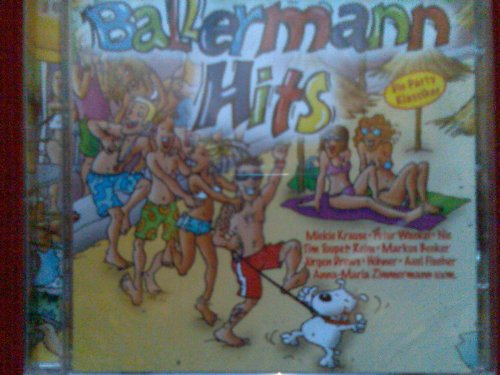 Ballermann Hits - Die Party Klassiker - 2CD Set (2011) [Audio CD] Various; Mickie Krause, Peter Wackel, Nic, Tim Toupet, M. Reim, Jürgen Drews, Höhner, Axel Fischer und u.v.m.
