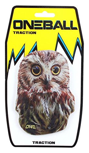 Oneball Owl Snowboard Stomp Pad/Traction Pad