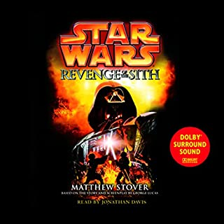 Star Wars Episode III: Revenge of the Sith audiobook cover art