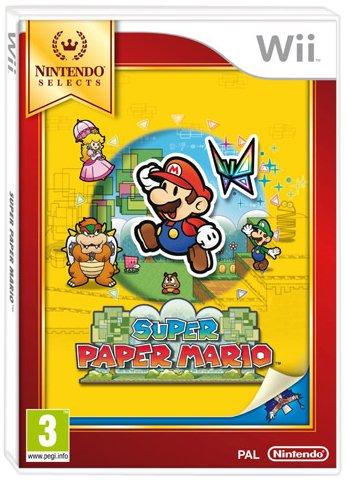 Super Paper Mario [Nintendo Selects] [IT Import]