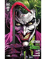 Batman: Tres Jokers núm. 1 De 3