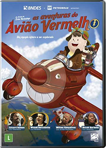 As Aventuras Do Avião Vermelho