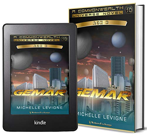Commonwealth Universe, Age 3: Volume 10: Gemar (English Edition)