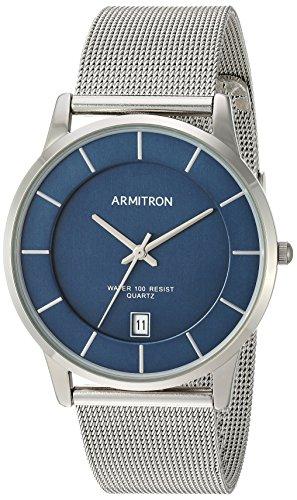 Reloj Armitron para Hombres 39mm, pulsera de Acero Inoxidable