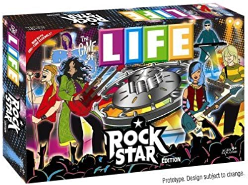 The Game of Life - Rock Star Edition by Life