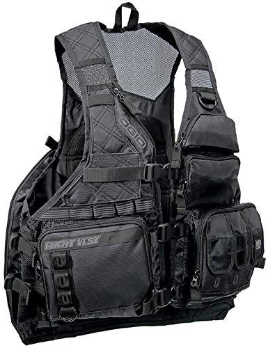 OGIO Enduro Weste taktische Offroad Weste Flight Vest mit Trinksystem 2L