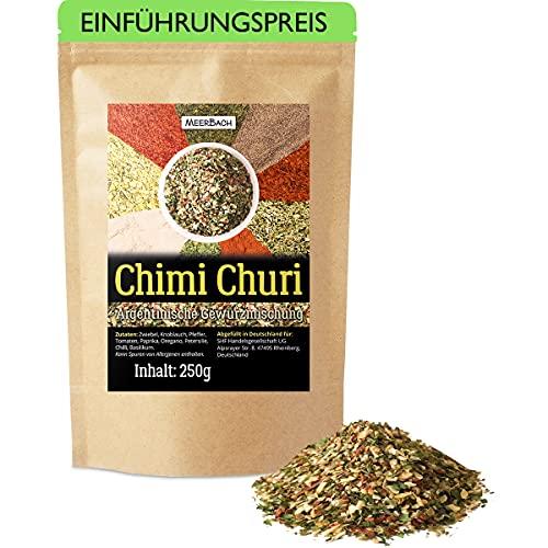 Chimi Churi Gewürzmischung • 250g Chimmi Churri • Argentinisches Gewürz • Chimichurri Gewürz, perfekt zum Grillen!