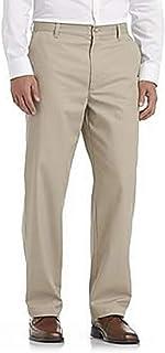 David Taylor Collection - Pantalones de Vestir Extensibles para Hombre
