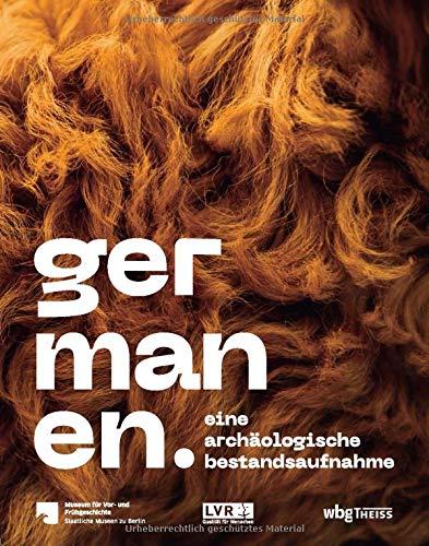 Buchseite und Rezensionen zu 'Germanen' von  Matthias Wemhoff