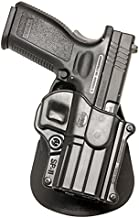 Fobus Standard Holster Left Hand Hand Paddle SP11LH Springfield Armory XD/XDM / HS 2000 9/357/40 5