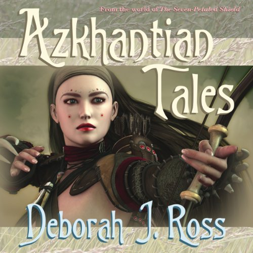 Azkhantian Tales audiobook cover art