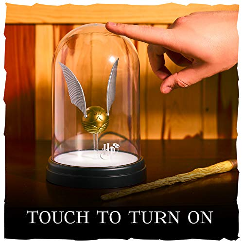 Harry Potter Golden Snitch Light - Officially Licensed Merchandise