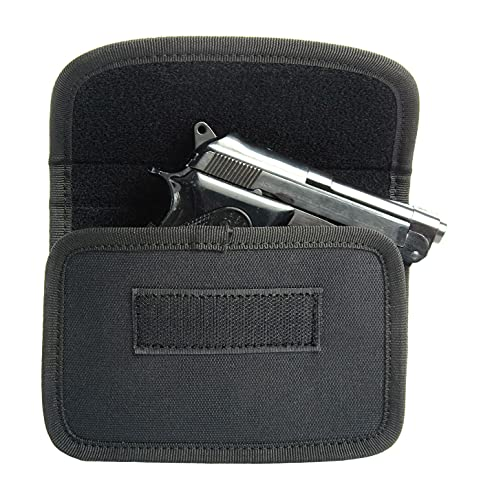 Uncle Mike's PDA/Cell Phone Style Conceal Carry Case Holster, Black