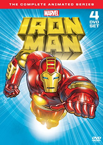 Iron Man: The Complete Collection 1995 [DVD] [UK Import]