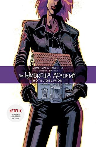 The Umbrella Academy 3. Hotel Oblivion (Edición Rústica)