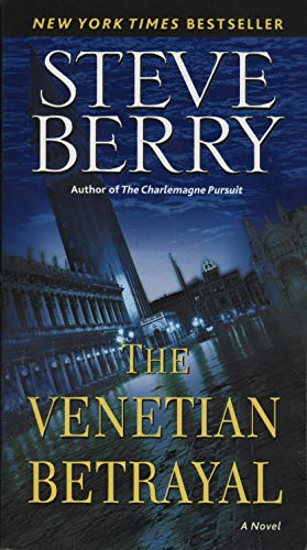 The Venetian Betrayal by Steve Berry ebook deal