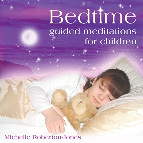 Bedtime audiobook cover art