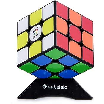 Cubelelo Yuxin Little Magic 3x3 Black Speed Cube 3x3x3 Puzzle