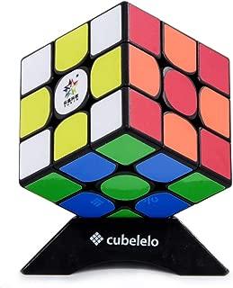 Cubelelo Yuxin Little Magic 3x3 Black speedcube Smooth Budget Rubiks Cube