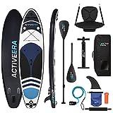 Active Era Tabla de Paddle Surf Hinchable 2 en 1. Convierte tu...
