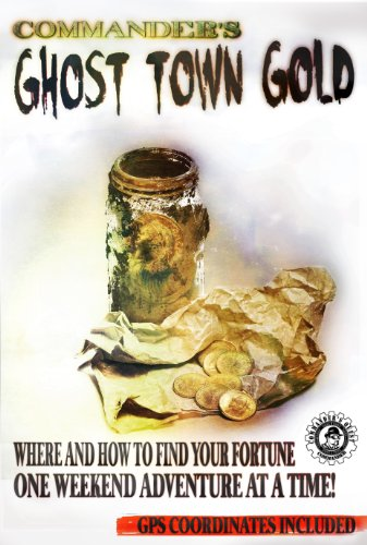Commander's Ghost Town Gold (English Edition)