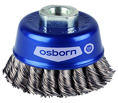 Osborn–Cepillo para amoladora angular 115mm, 1pieza, 6802608151