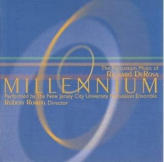 Millennium DeRosa NJCU Percussion Ensemble Romeo
