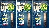 3-Pack LITE'N UP 90 Reusable Cigarette Filter